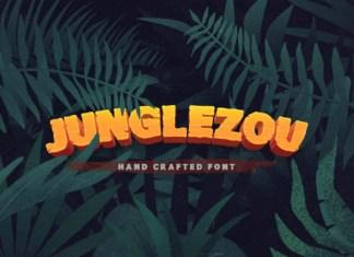 Junglezou Font