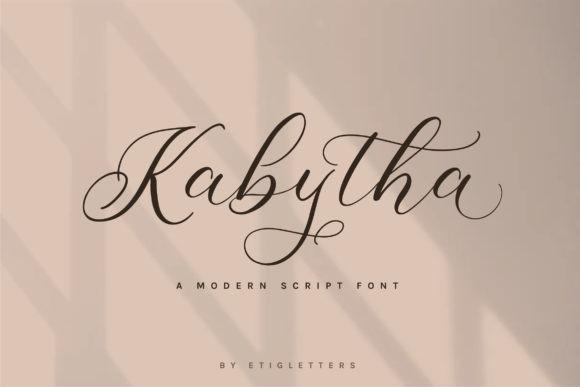 Kabytha Font