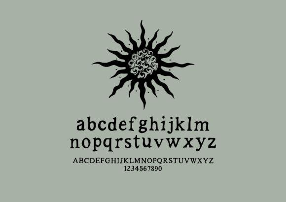 Kalapitka  Font
