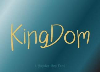 Kingdom Font