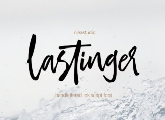Lastinger Font