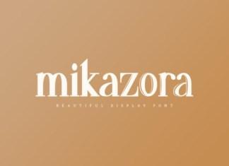 Mikazora Font