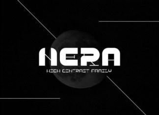 Nera  Font