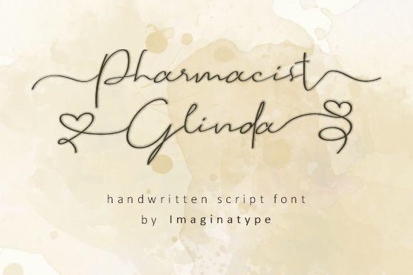 Pharmacist Glinda Font