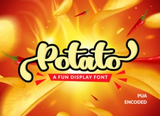 Potato Font
