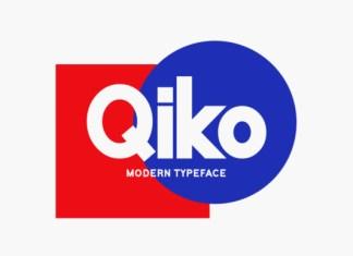Qiko  Font