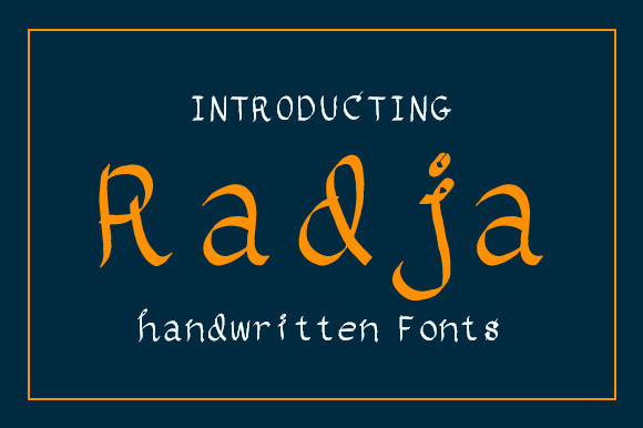 Radja Font