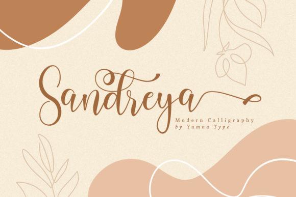 Sandreya Font