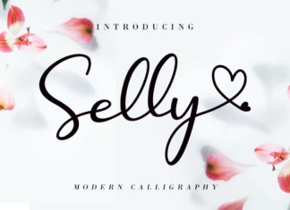 Selly  Font