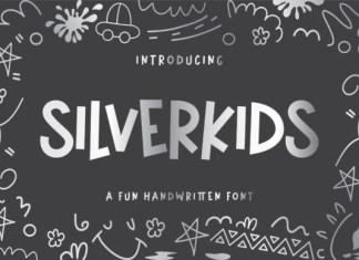 Silverkids Font