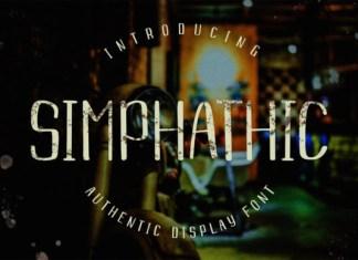 Simphathic Font