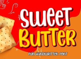 Sweet Butter Font