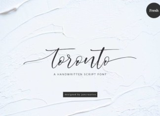Toronto Font