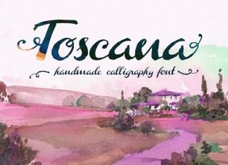 Toscana Font