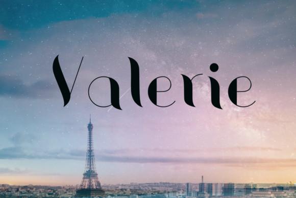Valerie Font