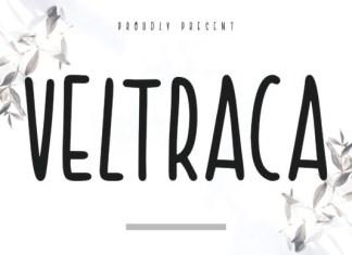 Veltraca Font
