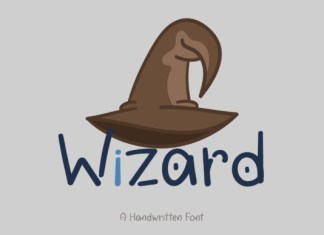 Wizard Font