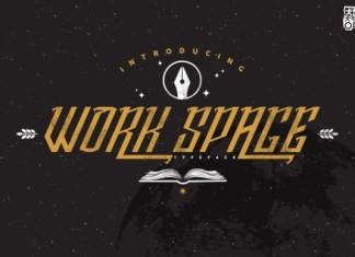 Work Space Font
