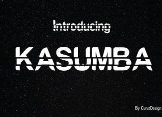 Kasumba Font