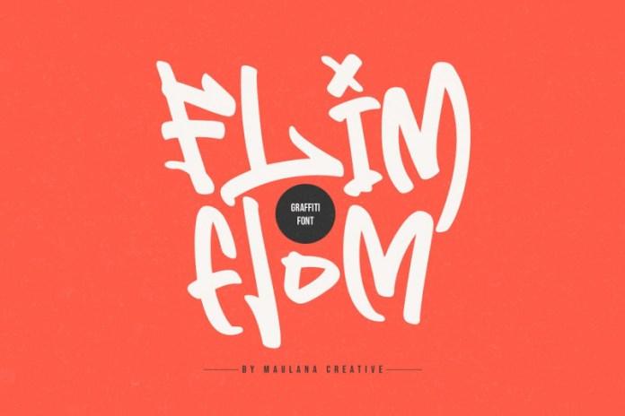 Flim Flom Font
