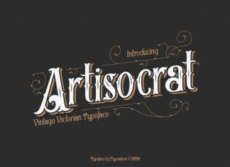 Artisocrat Font