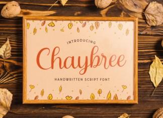 Chaybree Font