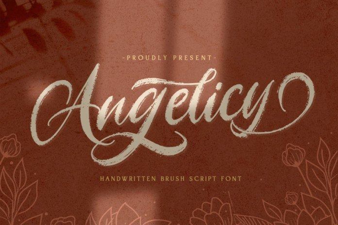 Angelicy Font