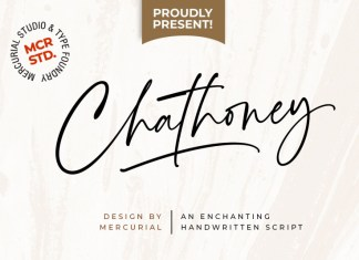 Chathoney Font