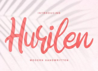 Hurilen Font