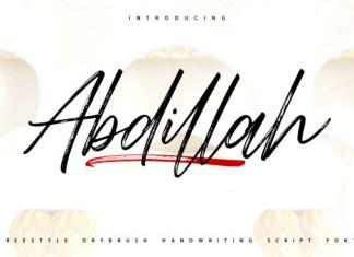 Abdillah Font