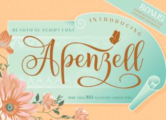 Apenzell Font
