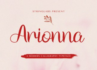 Arionna Font