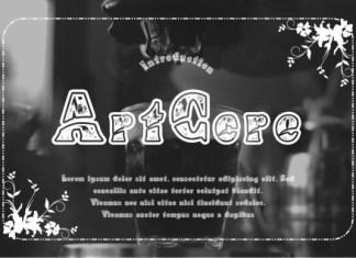 ArtCore Font