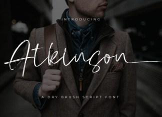 Atkinson Font