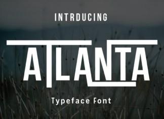 Atlanta Font