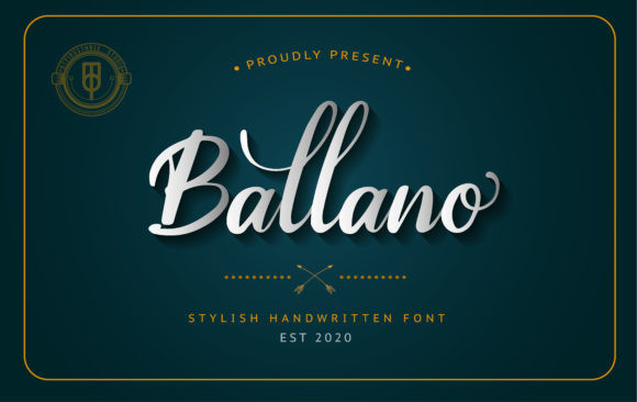 Ballano Font