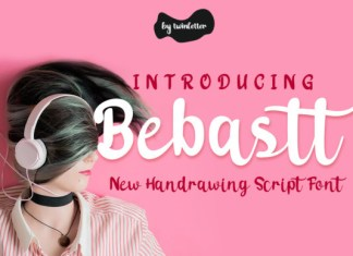Bebastt Font
