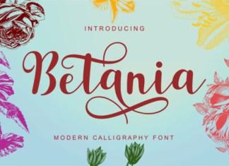Betania Font