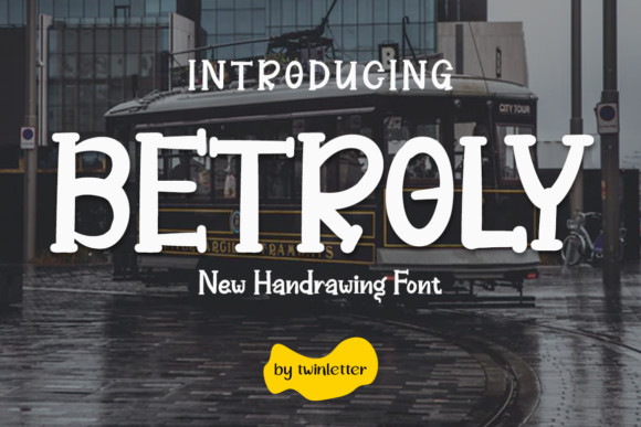 Betroly Font