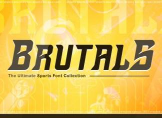 Brutals Font