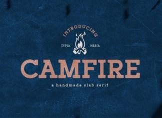 Campfire Font