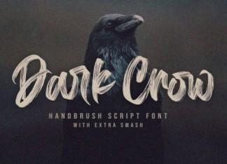 Dark Crow Font