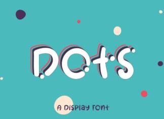 Dots Font