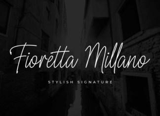 Fioretta Millano Font