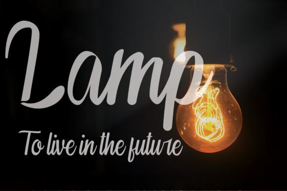 Future Light Font