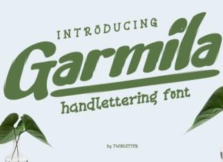 Garmila Font