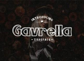 Gavrella Font