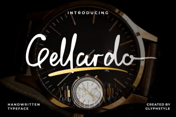Gellardo Font