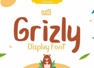 Grizly Font