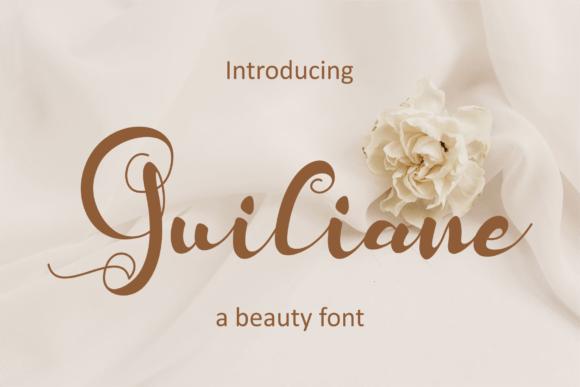 Guiliane Font